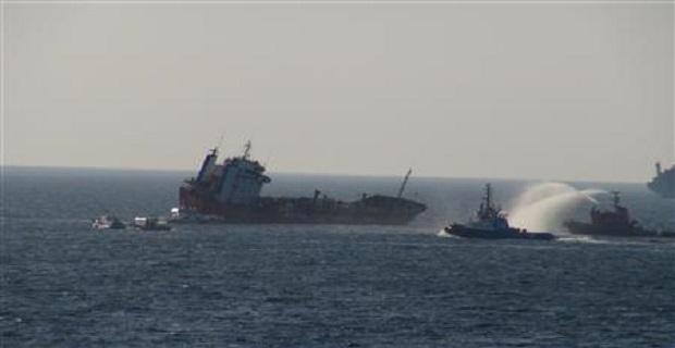 Πυρκαγιά σε χημικό δεξαμενόπλοιο στον Μαρμαρά -Ένας νεκρός! [video] - e-Nautilia.gr | Το Ελληνικό Portal για την Ναυτιλία. Τελευταία νέα, άρθρα, Οπτικοακουστικό Υλικό