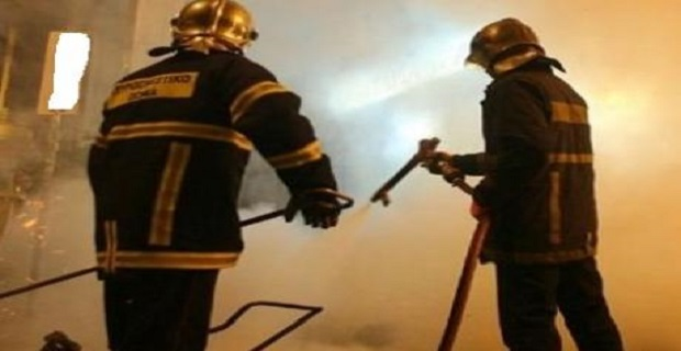 Εκδήλωση πυρκαγιάς σε σκάφος στην Πάτρα - e-Nautilia.gr | Το Ελληνικό Portal για την Ναυτιλία. Τελευταία νέα, άρθρα, Οπτικοακουστικό Υλικό