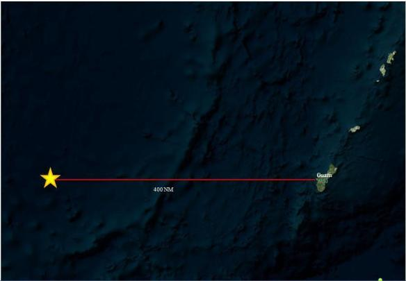 Crew of sinking 500-foot ship rescued in Pacific
