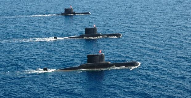 Τουρκία: Πρός την Α. Μεσόγειο 3 υποβρύχια και 3 τορπιλάκατους! - e-Nautilia.gr | Το Ελληνικό Portal για την Ναυτιλία. Τελευταία νέα, άρθρα, Οπτικοακουστικό Υλικό