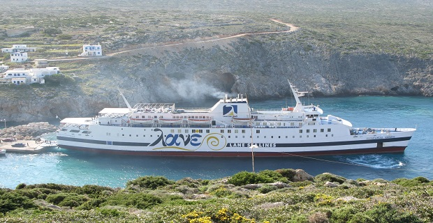 Eξώδικο των Αντικυθηρίων για το καράβι και την ακτοπλοϊκή γραμμή - e-Nautilia.gr | Το Ελληνικό Portal για την Ναυτιλία. Τελευταία νέα, άρθρα, Οπτικοακουστικό Υλικό