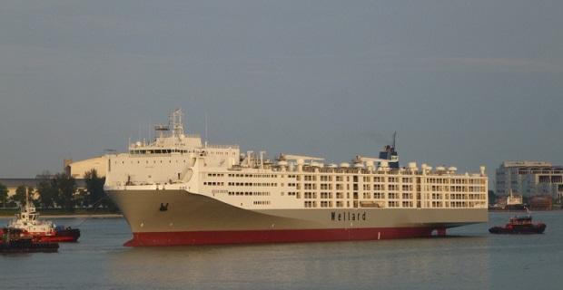 Μηχανική βλάβη σε πλοίο μεταφοράς ζώντων ζώων - e-Nautilia.gr | Το Ελληνικό Portal για την Ναυτιλία. Τελευταία νέα, άρθρα, Οπτικοακουστικό Υλικό