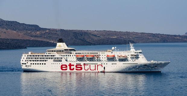 Το κρουαζιερόπλοιο «Aegean Paradise» καταπλέει στο Ληξούρι - e-Nautilia.gr | Το Ελληνικό Portal για την Ναυτιλία. Τελευταία νέα, άρθρα, Οπτικοακουστικό Υλικό