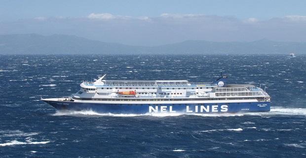 Δεν έπιασε το «AQUA JEWEL» στην Κίμωλο λόγω κακοκαιρίας - e-Nautilia.gr | Το Ελληνικό Portal για την Ναυτιλία. Τελευταία νέα, άρθρα, Οπτικοακουστικό Υλικό