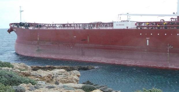 Δεξαμενόπλοιο προσάραξε στην Αμμόγλωσσα της Κω - e-Nautilia.gr | Το Ελληνικό Portal για την Ναυτιλία. Τελευταία νέα, άρθρα, Οπτικοακουστικό Υλικό
