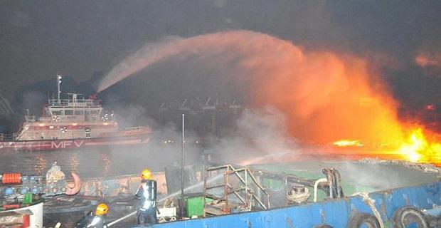 Έκρηξη σε δεξαμενόπλοιο με 7 νεκρούς - e-Nautilia.gr | Το Ελληνικό Portal για την Ναυτιλία. Τελευταία νέα, άρθρα, Οπτικοακουστικό Υλικό