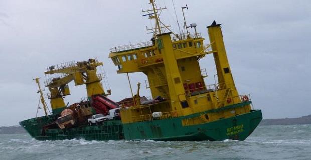 Φορτηγό πλοίο έμεινε ακυβέρνητο εν μέσω θύελλας στον Βισκαϊκό[vid+pics] - e-Nautilia.gr | Το Ελληνικό Portal για την Ναυτιλία. Τελευταία νέα, άρθρα, Οπτικοακουστικό Υλικό