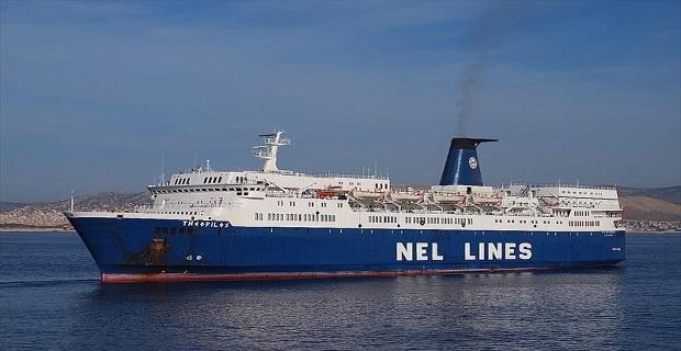 «Να διαλυθούν άμεσα οι συμβάσεις με τη Nel Lines» - e-Nautilia.gr | Το Ελληνικό Portal για την Ναυτιλία. Τελευταία νέα, άρθρα, Οπτικοακουστικό Υλικό