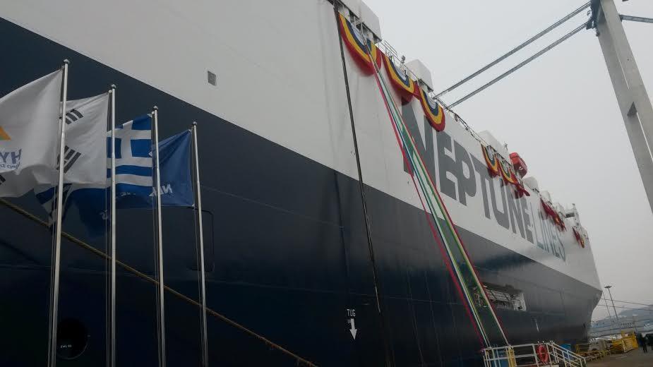 «Neptune Galene»: Υπό ελληνική σημαία το νέο πλοίο της Neptune Lines - e-Nautilia.gr | Το Ελληνικό Portal για την Ναυτιλία. Τελευταία νέα, άρθρα, Οπτικοακουστικό Υλικό