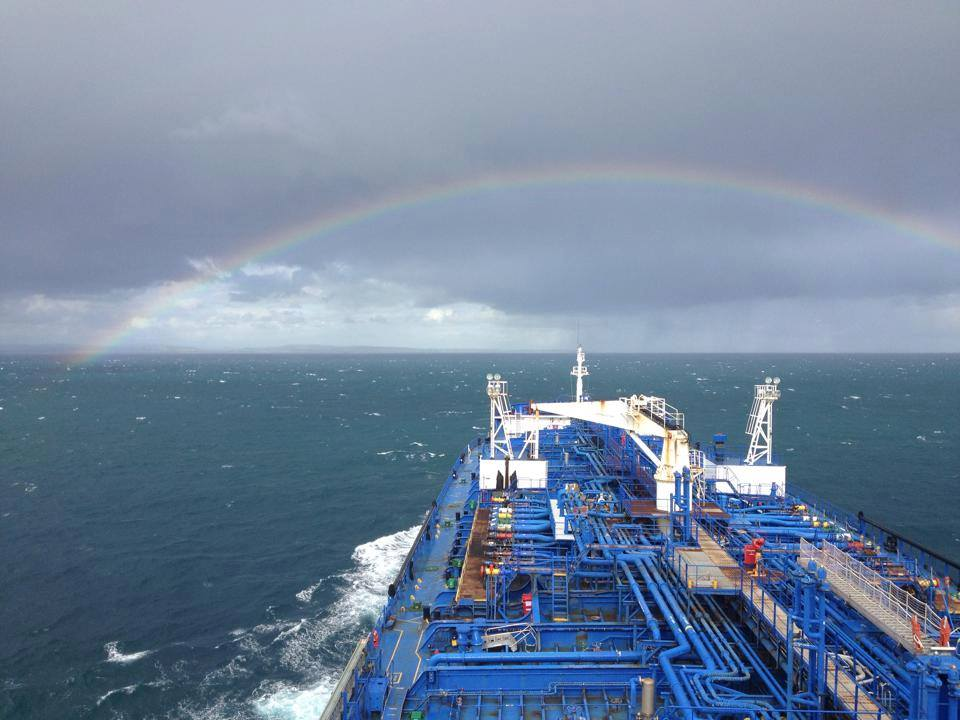 Sailing into the rainbow…. - e-Nautilia.gr | Το Ελληνικό Portal για την Ναυτιλία. Τελευταία νέα, άρθρα, Οπτικοακουστικό Υλικό