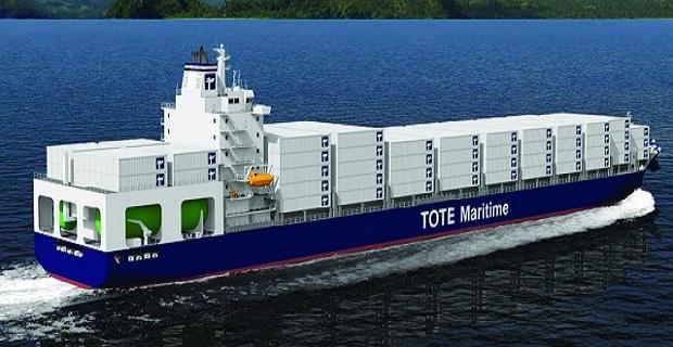 Ξεκίνησε η κατασκευή του πρώτου containership κινούμενου με LNG - e-Nautilia.gr | Το Ελληνικό Portal για την Ναυτιλία. Τελευταία νέα, άρθρα, Οπτικοακουστικό Υλικό