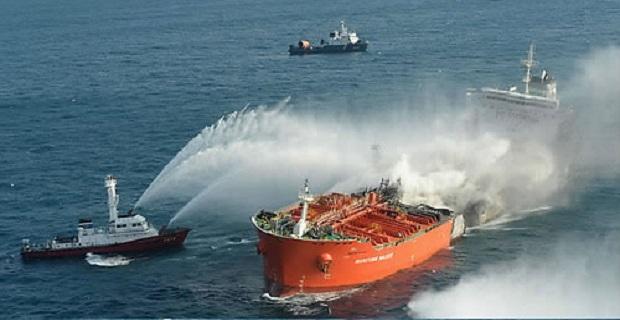 Κανείς δεν θέλει το κατεστραμμένο από πυρκαγιά χημικό δεξαμενόπλοιο - e-Nautilia.gr | Το Ελληνικό Portal για την Ναυτιλία. Τελευταία νέα, άρθρα, Οπτικοακουστικό Υλικό
