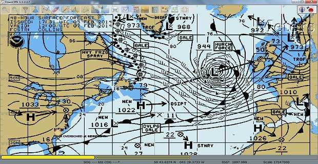Σεμινάριο με θέμα «New Methods of Getting Weather Information on Board» - e-Nautilia.gr | Το Ελληνικό Portal για την Ναυτιλία. Τελευταία νέα, άρθρα, Οπτικοακουστικό Υλικό
