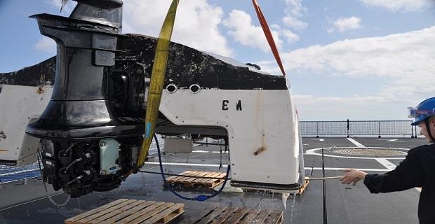 Συμβαίνει και στις ΗΠΑ: Τραγική ανατροπή σκάφους διακίνησης μεταναστών - e-Nautilia.gr | Το Ελληνικό Portal για την Ναυτιλία. Τελευταία νέα, άρθρα, Οπτικοακουστικό Υλικό