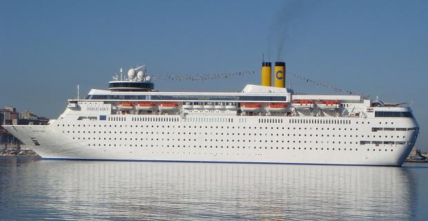Επιβάτης έπεσε από κρουαζιερόπλοιο και αγνοείται - e-Nautilia.gr | Το Ελληνικό Portal για την Ναυτιλία. Τελευταία νέα, άρθρα, Οπτικοακουστικό Υλικό
