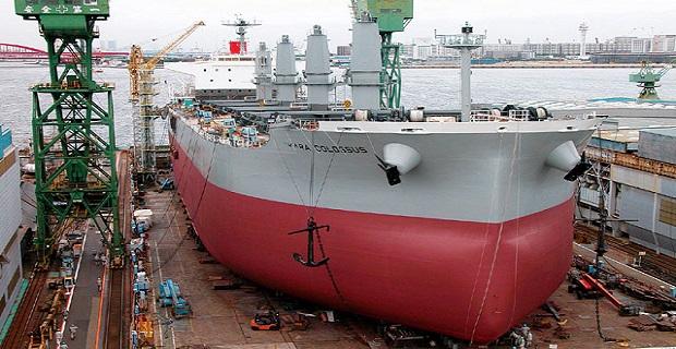Αισιόδοξη η τούρκικη ναυπηγική βιομηχανία - e-Nautilia.gr   Το Ελληνικό Portal για την Ναυτιλία. Τελευταία νέα, άρθρα, Οπτικοακουστικό Υλικό