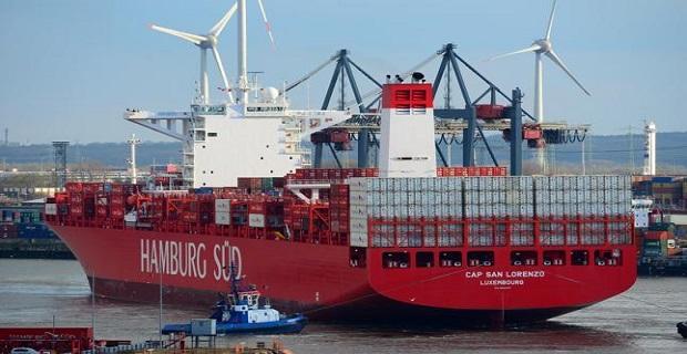 Στο Αμβούργο το μεγαλύτερο reefer ship παγκοσμίως - e-Nautilia.gr   Το Ελληνικό Portal για την Ναυτιλία. Τελευταία νέα, άρθρα, Οπτικοακουστικό Υλικό