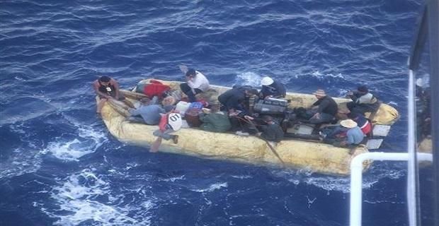 Το «Carnival Paradise» διέσωσε 24 κουβανούς πρόσφυγες - e-Nautilia.gr | Το Ελληνικό Portal για την Ναυτιλία. Τελευταία νέα, άρθρα, Οπτικοακουστικό Υλικό