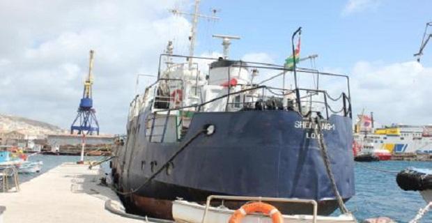 Φεύγει από την Σύρο το κατασχεμένο πλοίο «Sheyang» - e-Nautilia.gr | Το Ελληνικό Portal για την Ναυτιλία. Τελευταία νέα, άρθρα, Οπτικοακουστικό Υλικό