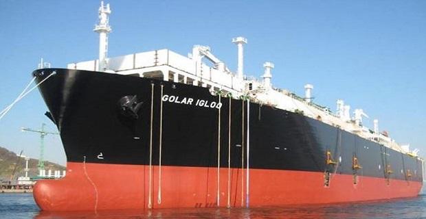 Ολοκλήρωση αγοράς του Golar Igloo από την Partnership - e-Nautilia.gr | Το Ελληνικό Portal για την Ναυτιλία. Τελευταία νέα, άρθρα, Οπτικοακουστικό Υλικό