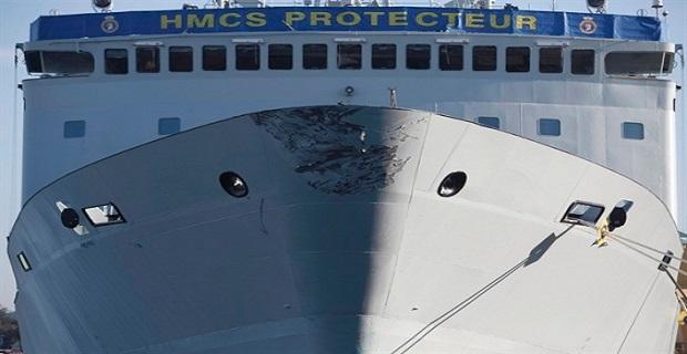Καναδικό Πολεμικό πλοίο έπιασε φωτιά στη μέση του Ειρηνικού - e-Nautilia.gr | Το Ελληνικό Portal για την Ναυτιλία. Τελευταία νέα, άρθρα, Οπτικοακουστικό Υλικό