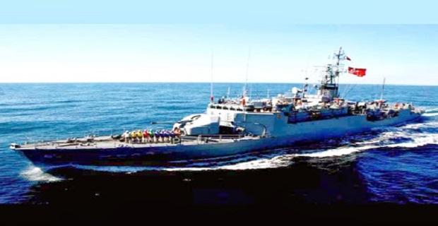 Η τουρκική κορβέτα Bandirma «αλώνιζε» επί 20 ώρες στο Αιγαίο - e-Nautilia.gr | Το Ελληνικό Portal για την Ναυτιλία. Τελευταία νέα, άρθρα, Οπτικοακουστικό Υλικό