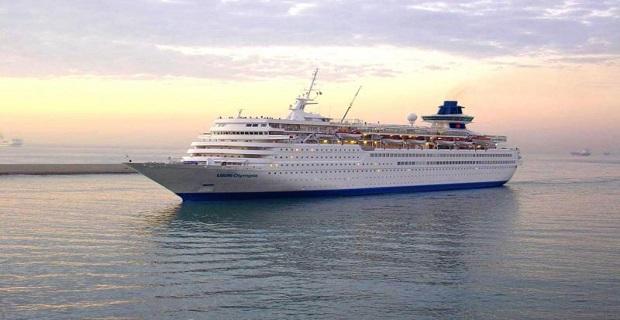 Προσέκρουσε στο λιμάνι Ηρακλείου το «LOUIS OLYMPIA» - e-Nautilia.gr | Το Ελληνικό Portal για την Ναυτιλία. Τελευταία νέα, άρθρα, Οπτικοακουστικό Υλικό