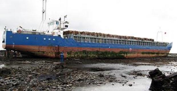 Τσουχτερό πρόστιμο για την προσάραξη του MV Danio - e-Nautilia.gr | Το Ελληνικό Portal για την Ναυτιλία. Τελευταία νέα, άρθρα, Οπτικοακουστικό Υλικό