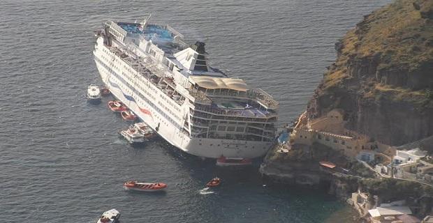 Συγκέντρωση διαμαρτυρίας για το ναυάγιο του Sea Diamond - e-Nautilia.gr   Το Ελληνικό Portal για την Ναυτιλία. Τελευταία νέα, άρθρα, Οπτικοακουστικό Υλικό