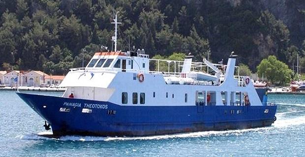 Υπεράριθμοι επιβάτες σε επιβατικό πλοίο στον Άγιο Κήρυκο - e-Nautilia.gr | Το Ελληνικό Portal για την Ναυτιλία. Τελευταία νέα, άρθρα, Οπτικοακουστικό Υλικό
