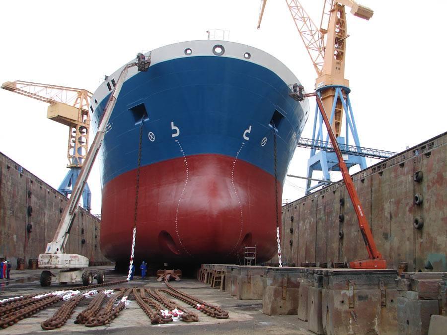 Dry docking!!! - e-Nautilia.gr | Το Ελληνικό Portal για την Ναυτιλία. Τελευταία νέα, άρθρα, Οπτικοακουστικό Υλικό