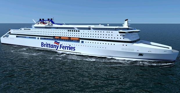 Στροφή της Brittany Ferries προς το φυσικό αέριο - e-Nautilia.gr   Το Ελληνικό Portal για την Ναυτιλία. Τελευταία νέα, άρθρα, Οπτικοακουστικό Υλικό