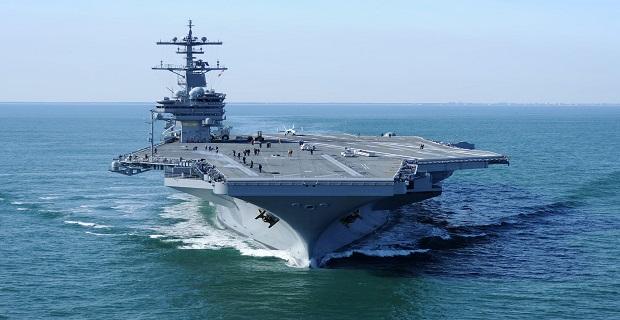 Στον Πειραιά το αεροπλανοφόρο «USS George H.W. Bush»[vid] - e-Nautilia.gr | Το Ελληνικό Portal για την Ναυτιλία. Τελευταία νέα, άρθρα, Οπτικοακουστικό Υλικό