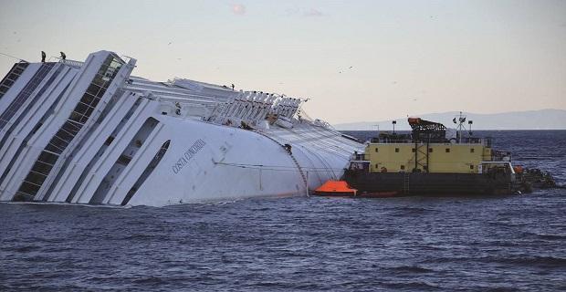 Φόρτωσε σε blackout το ναυάγιο ο Schettino - e-Nautilia.gr | Το Ελληνικό Portal για την Ναυτιλία. Τελευταία νέα, άρθρα, Οπτικοακουστικό Υλικό
