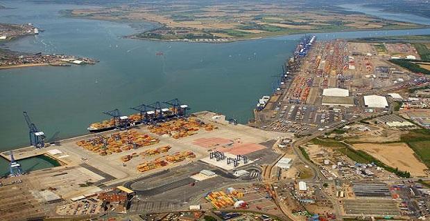 Εργασίες επέκτασης στο μεγαλύτερο βρετανικο λιμάνι κοντεινερ - e-Nautilia.gr   Το Ελληνικό Portal για την Ναυτιλία. Τελευταία νέα, άρθρα, Οπτικοακουστικό Υλικό
