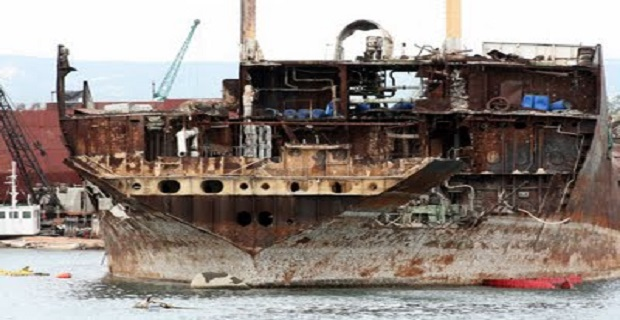 «Φρένο» στο διαλυτήριο πλοίων στη Σαλαμίνα - e-Nautilia.gr | Το Ελληνικό Portal για την Ναυτιλία. Τελευταία νέα, άρθρα, Οπτικοακουστικό Υλικό