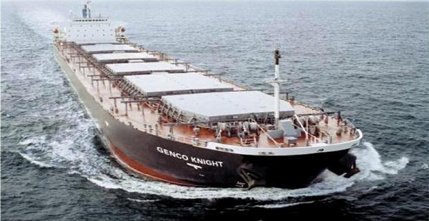 Genco Shipping: Στην ξέρα από το ξηρό - e-Nautilia.gr | Το Ελληνικό Portal για την Ναυτιλία. Τελευταία νέα, άρθρα, Οπτικοακουστικό Υλικό