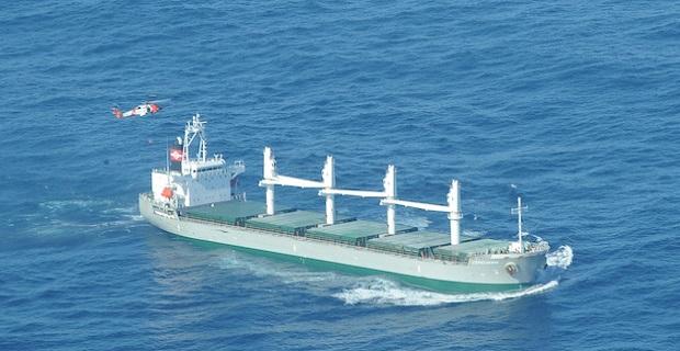 Μεγάλο κύμα χτύπησε φορτηγό πλοίο στην Αλάσκα - e-Nautilia.gr | Το Ελληνικό Portal για την Ναυτιλία. Τελευταία νέα, άρθρα, Οπτικοακουστικό Υλικό