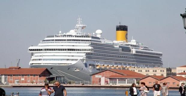 Θεσσαλονίκη: Πιάνει λιμάνι το πρώτο κρουαζιερόπλοιο του 2014 - e-Nautilia.gr | Το Ελληνικό Portal για την Ναυτιλία. Τελευταία νέα, άρθρα, Οπτικοακουστικό Υλικό