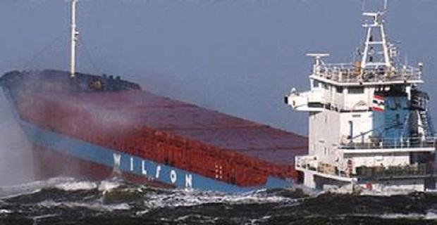 Παλεύει με τα κύματα φορτηγό πλοίο στο σύμπλεγμα των Εβρίδων [vid] - e-Nautilia.gr | Το Ελληνικό Portal για την Ναυτιλία. Τελευταία νέα, άρθρα, Οπτικοακουστικό Υλικό