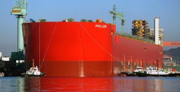 Η Shell δοκιμάζει τα «καινοτόμα χέρια» του Prelude FLNG [vid] - e-Nautilia.gr   Το Ελληνικό Portal για την Ναυτιλία. Τελευταία νέα, άρθρα, Οπτικοακουστικό Υλικό