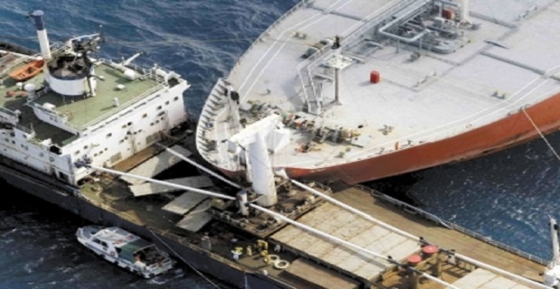 Σύγκρουση φορτηγών πλοίων ανοιχτά του Πουκέτ - e-Nautilia.gr | Το Ελληνικό Portal για την Ναυτιλία. Τελευταία νέα, άρθρα, Οπτικοακουστικό Υλικό