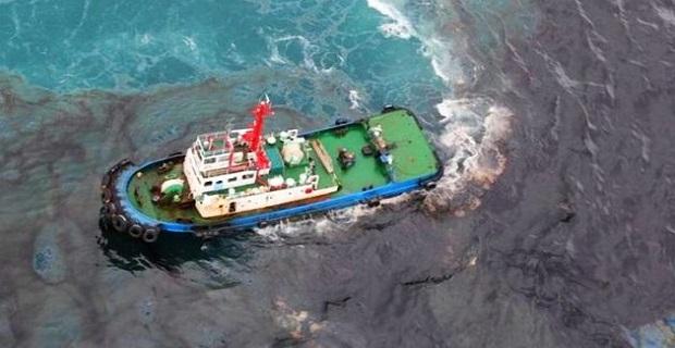 Βυθίστηκε πετρελαιοφόρο στον Κόλπο της Ταϊλάνδης - e-Nautilia.gr | Το Ελληνικό Portal για την Ναυτιλία. Τελευταία νέα, άρθρα, Οπτικοακουστικό Υλικό