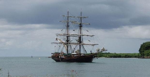 Βυθίστηκε πλοίο που έπαιζε στους «Πειρατές της Καραϊβικής» - e-Nautilia.gr   Το Ελληνικό Portal για την Ναυτιλία. Τελευταία νέα, άρθρα, Οπτικοακουστικό Υλικό