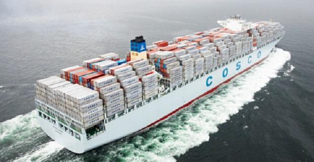 Η China COSCO απέσυρε εφτά πλοία - e-Nautilia.gr | Το Ελληνικό Portal για την Ναυτιλία. Τελευταία νέα, άρθρα, Οπτικοακουστικό Υλικό