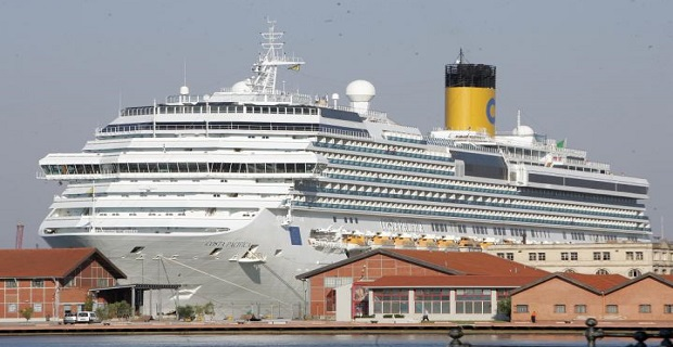 Τουλάχιστον 30 κρουαζιερόπλοια θα «πιάσουν» φέτος στη Θεσσαλονίκη - e-Nautilia.gr | Το Ελληνικό Portal για την Ναυτιλία. Τελευταία νέα, άρθρα, Οπτικοακουστικό Υλικό
