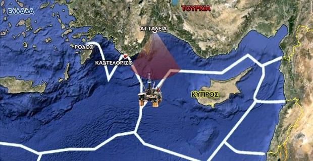 Η Τουρκία στήνει μόνιμη εξέδρα άντλησης πετρελαίου εντός της ελληνικής υφαλοκρηπίδας - e-Nautilia.gr | Το Ελληνικό Portal για την Ναυτιλία. Τελευταία νέα, άρθρα, Οπτικοακουστικό Υλικό
