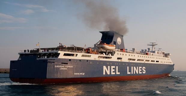 Μηχανική βλάβη στο «European Express» - e-Nautilia.gr | Το Ελληνικό Portal για την Ναυτιλία. Τελευταία νέα, άρθρα, Οπτικοακουστικό Υλικό