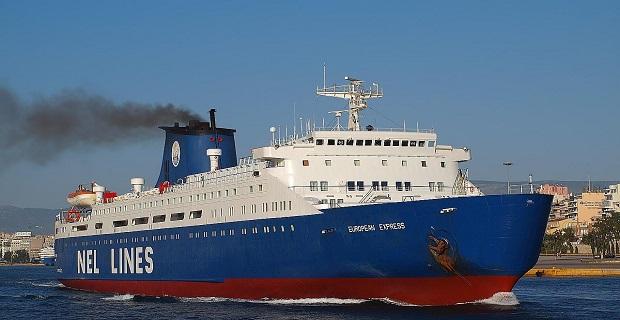 Νέο πρόβλημα στο «European Express» - e-Nautilia.gr | Το Ελληνικό Portal για την Ναυτιλία. Τελευταία νέα, άρθρα, Οπτικοακουστικό Υλικό
