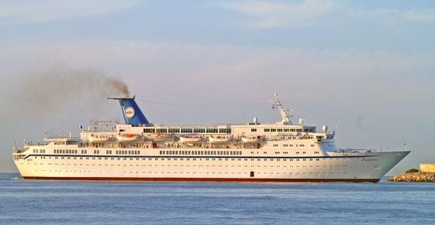 Αύριο το πρώτο κρουαζιερόπλοιο στη Σάμο - e-Nautilia.gr | Το Ελληνικό Portal για την Ναυτιλία. Τελευταία νέα, άρθρα, Οπτικοακουστικό Υλικό